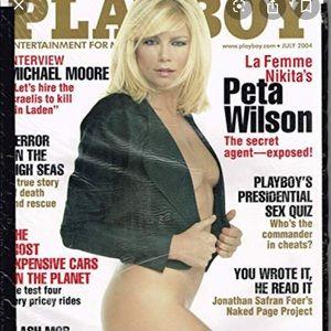 Unopened Playboy Magazine July 2004